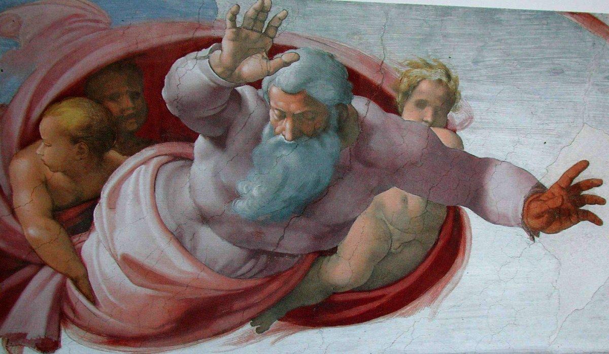 Dios, el octavo pasajero