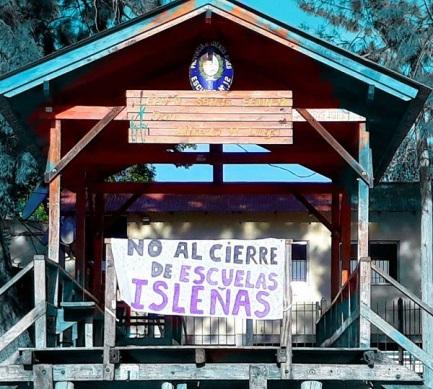 escuela de islas